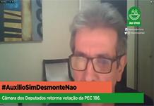 Paulo Lino fala da PEC Emergencial